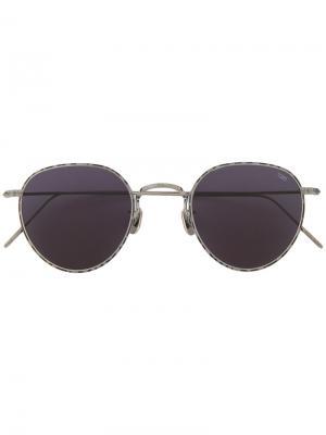 Солнцезащитные очки 539 Eyevan7285. Цвет: металлический