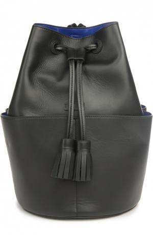 Рюкзак Steve J & Yoni P. Цвет: черный
