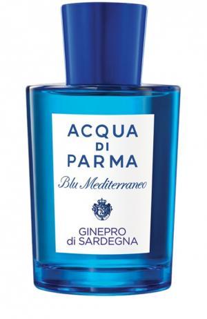 Туалетная вода Ginepro di Sardegna Acqua Parma. Цвет: бесцветный