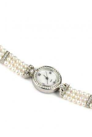 Часы 182015 Nasonpearl. Цвет: белый