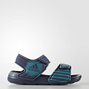 Сандалии AltaSwim  Performance adidas. Цвет: зеленый