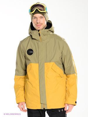 Куртка AG TORRENT JK Analog. Цвет: хаки, горчичный