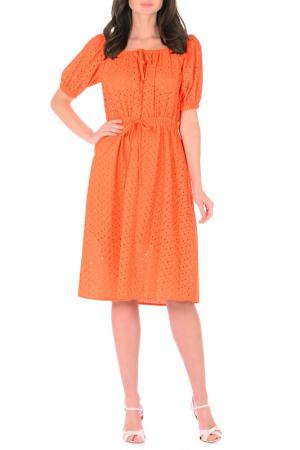Платье XARIZMAS. Цвет: 3, мандариновый