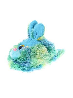 Тапочки домашние детские Migura. Цвет: голубой, розовый, желтый, черный, зеленый