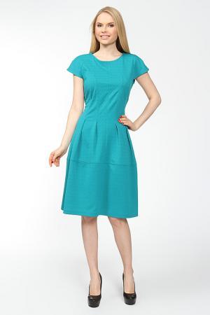 Платье Arrangee. Цвет: изумрудный