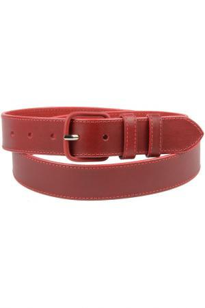 Ремень Vip Collection. Цвет: красный