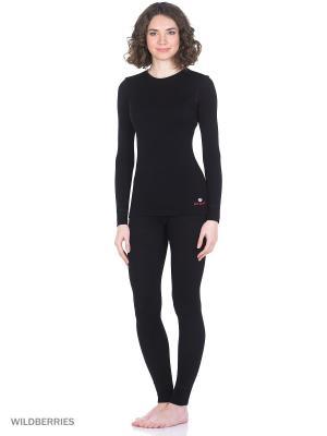 Термобелье-шорты Dr.Wool. Цвет: черный