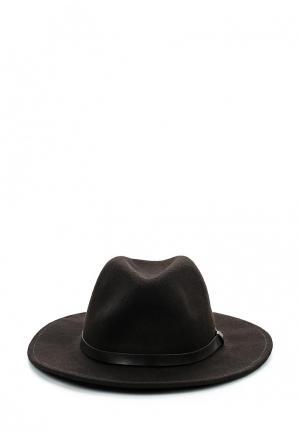 Шляпа Mango Man. Цвет: коричневый