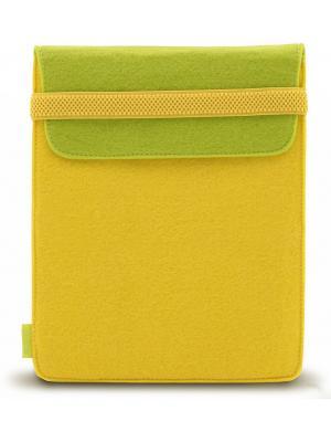 Защитный чехол-конверт  для iPad and Pad 2 CANYON. Цвет: желтый
