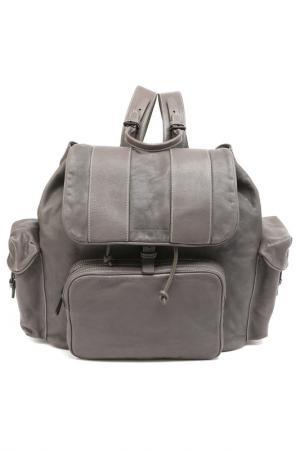 Рюкзак Marc by Jacobs. Цвет: серый