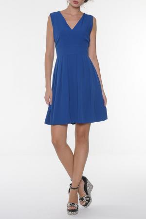 Платье Ki6. Цвет: синий