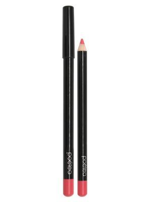 Кремовый карандаш для губ  MANGO тон 75 POETEA. Цвет: розовый