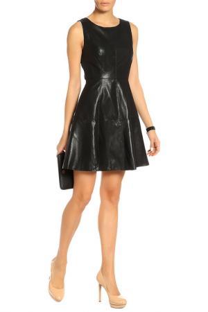 Платье Eva Franco. Цвет: black absynthe