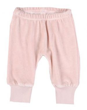 Повседневные брюки IMPS&ELFS. Цвет: розовый