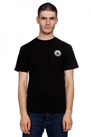 Футболка  Stained Glass Black Label. Цвет: черный