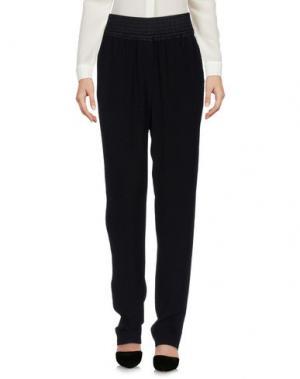 Повседневные брюки SANDRO. Цвет: черный