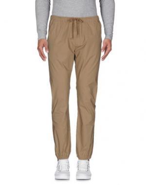 Повседневные брюки DICKIES. Цвет: песочный