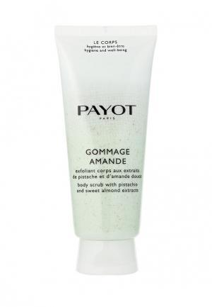 Скраб для тела Payot. Цвет: белый