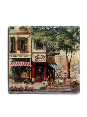 Керамическая подставка Gift'n'Home. Цвет: коричневый, голубой, светло-коричневый, красный, черный, зеленый