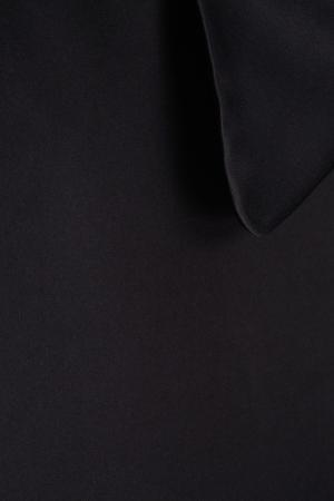 Однотонный кейп Cyrille Gassiline. Цвет: черный
