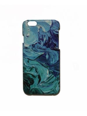 Чехлы для телефонов UFUS. Цвет: синий