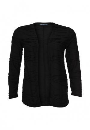 Кардиган Emoi Size Plus. Цвет: черный