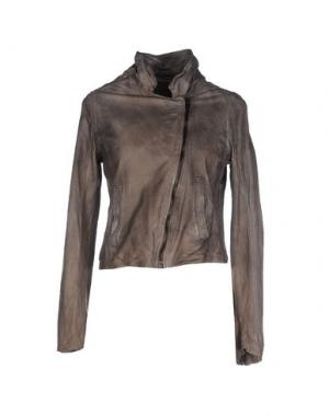 Куртка TWENTY EASY by KAOS. Цвет: серый