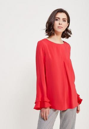 Блуза Devur. Цвет: розовый