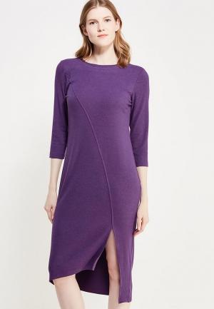 Платье Vivostyle. Цвет: фиолетовый
