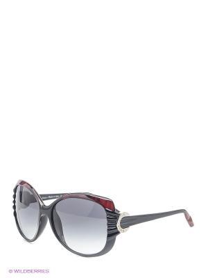 Солнцезащитные очки B 151 C3 Borsalino. Цвет: темно-коричневый