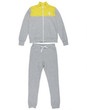 Спортивный костюм BIKKEMBERGS. Цвет: желтый
