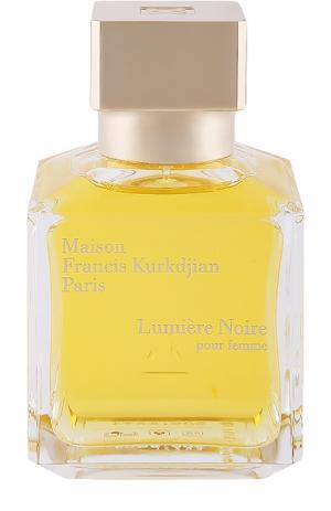 Парфюмерная вода Lumière Noire pour femme Maison Francis Kurkdjian. Цвет: бесцветный