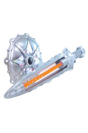 Щит и меч воина Нувелана Убойная Сила. Цвет: мультицвет