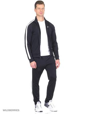 Спортивный костюм M NSW TRK SUIT PK SEASON Nike. Цвет: черный, белый