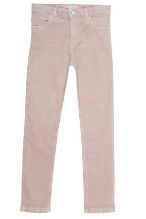 Розовые брюки Darla Bonpoint. Цвет: none