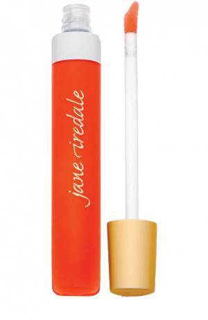 Блеск для губ Мандарин Lip Gloss Tangerine jane iredale. Цвет: бесцветный
