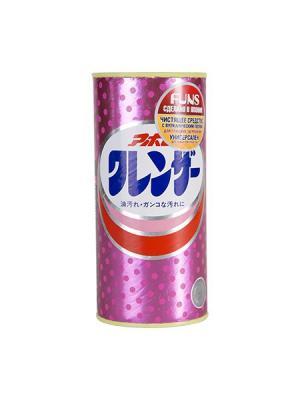 Funs  Apollo порошок чистящий универсальный для глубоких загрязнений 400 гр. Цвет: розовый