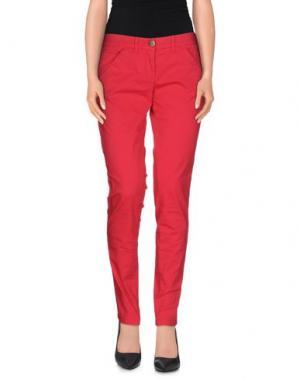 Повседневные брюки L'AIR DE RIEN. Цвет: пурпурный