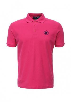 Поло Polo Club. Цвет: розовый