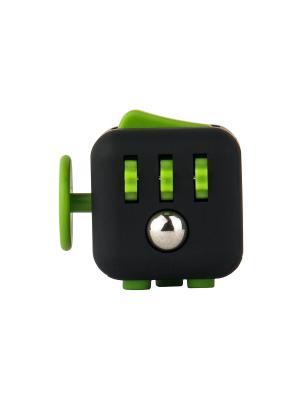 Игрушка антистресс Fidget Cube, кикстартер Neocube. Цвет: зеленый