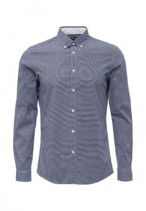 Рубашка Michael Kors. Цвет: синий