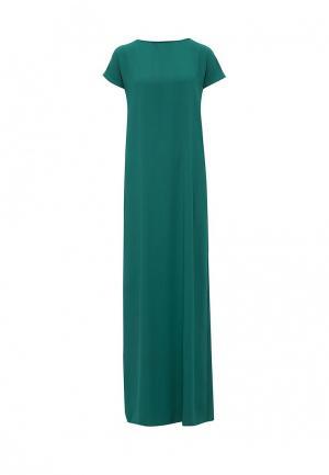 Платье Tutto Bene. Цвет: зеленый