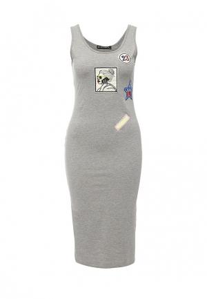 Платье Marco&Co. Цвет: серый