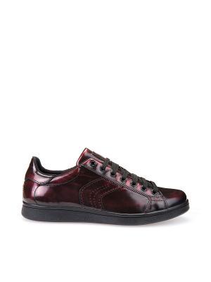 Туфли GEOX. Цвет: красный