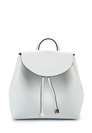Рюкзак Coccinelle. Цвет: белый