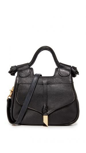Миниатюрная сумка-портфель Brittany Foley + Corinna