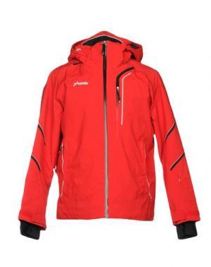 Куртка PHENIX. Цвет: красный