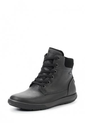 Ботинки CHASE II ECCO. Цвет: черный