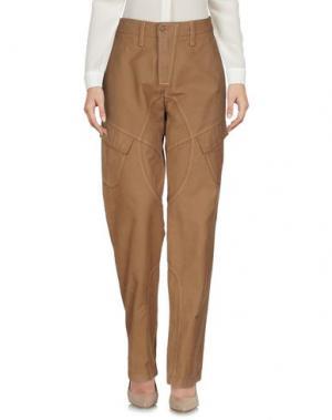 Повседневные брюки CELYN B.. Цвет: хаки