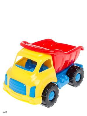 Грузовой пластиковый автомобиль DOLU. Цвет: синий